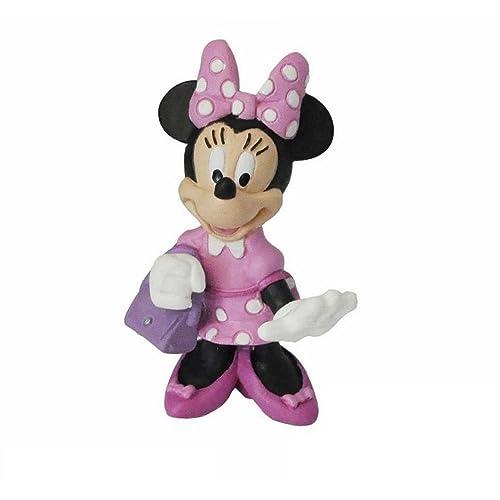 Bullyland 15328 - Walt Disney Minnie - Minnie con Borsa