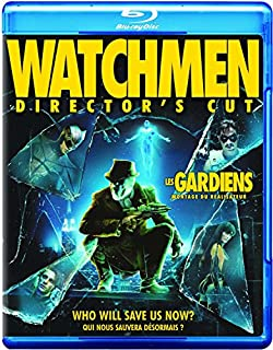Watchmen (Director's Cut) [Blu-ray] (Bilingual) (B001TJV0M8) | Amazon price tracker / tracking, Amazon price history charts, Amazon price watches, Amazon price drop alerts
