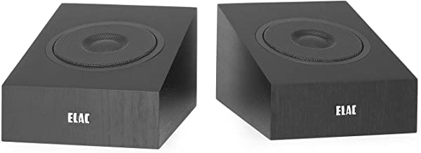 ELAC Debut 2.0 A4.2 Dolby Atmos Modules, Black