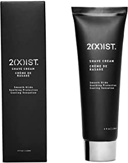 2XIST Shaving Cream For Men Natural Luxury Cooling Shave Cream Smooth moisturizing Cream Shaving For Men Lather Shaving Cr...