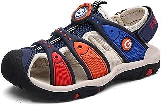 Sandales Garçon Chaussure de Sport Outdoor Sandales de Plates Chaussures Fille Enfants