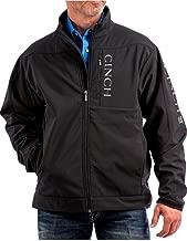 Cinch Apparel Mens Concealed Carry Bonded Jacket XL Black