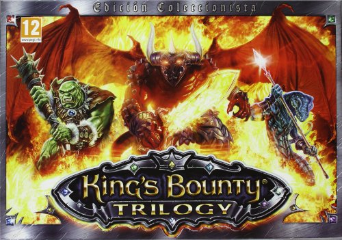 Kings Bounty Trilogy Deluxe