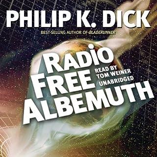 Radio Free Albemuth audiobook cover art