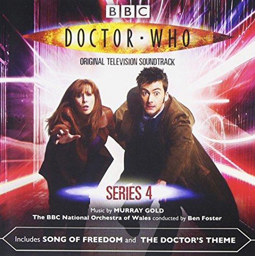 Doctor Who - Original Soundtrack Series 4
