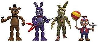 TN Studio Funko Pop Five Nights at Freddy'S : 4-Piece Set (1 Set) #02 Games Fans 2-Inch Chibi,10CM