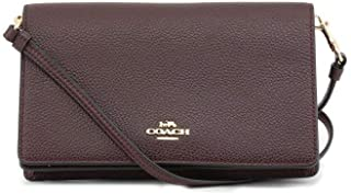 Coach Clutch for Women- Red
