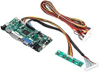 YASE-king M.NT68676.2A LCD Monitor Controller Board Converter Driver Kit HDMI DVI VGA for 1920x1200 LM240WU2-SLB2 Scientif...