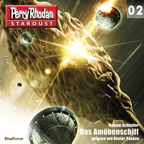 Das Amöbenschiff audiobook cover art
