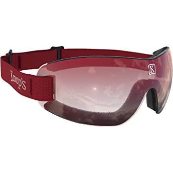 Kroop's I.K. 91 Goggles - Protection from Wind, Dust, Snow, and Rain.