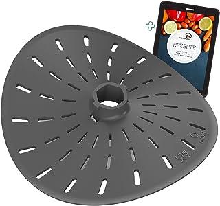 STERNEKOCH Mesafdekking voor Thermomix TM6, TM5 & TM31 - Perfect accessoire Geschikt voor Thermomix, stoom en sous-vide garer