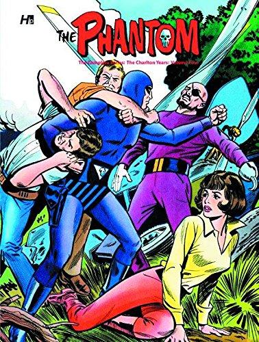The Phantom The Complete Series: The Charlton Years Volume 4