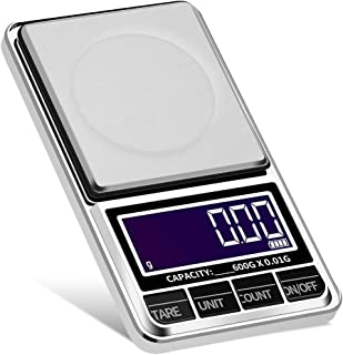 digiweigh digital pocket scale calibration