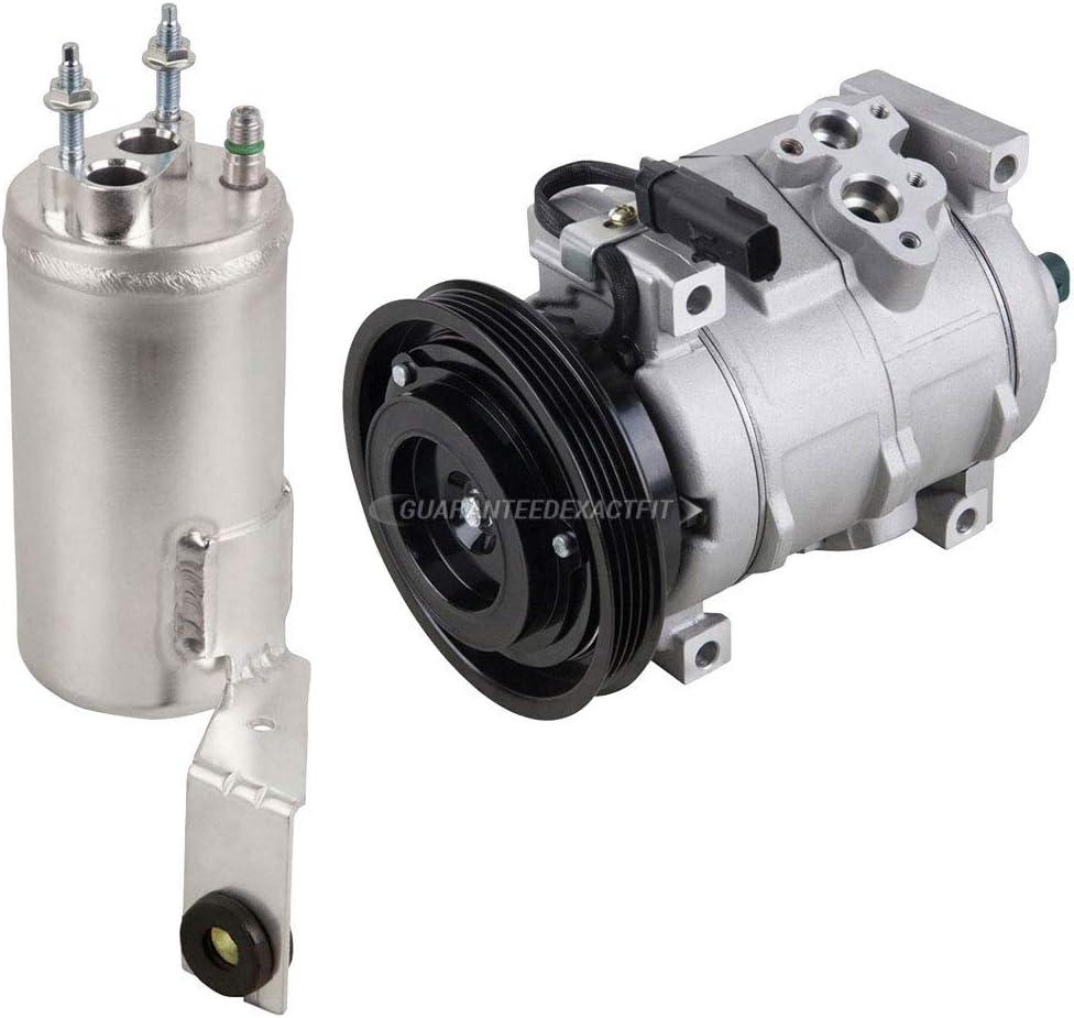 For Chrysler PT Cruiser safety 2001-2009 AC Compressor C w A free shipping Drier - Bu