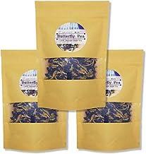 バタフライピー 蝶豆花 3袋(30g×3) ButterflyPea ハーブティー アンチャン 青いお茶 無添加