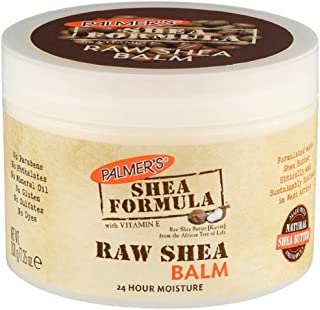 Palmer's Raw Shea Butter Formula Balm 7.25 oz (Pack of 3)