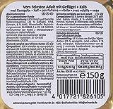 Animonda Vom Feinsten Adult Mix1 22 x 150 g Schale - 6