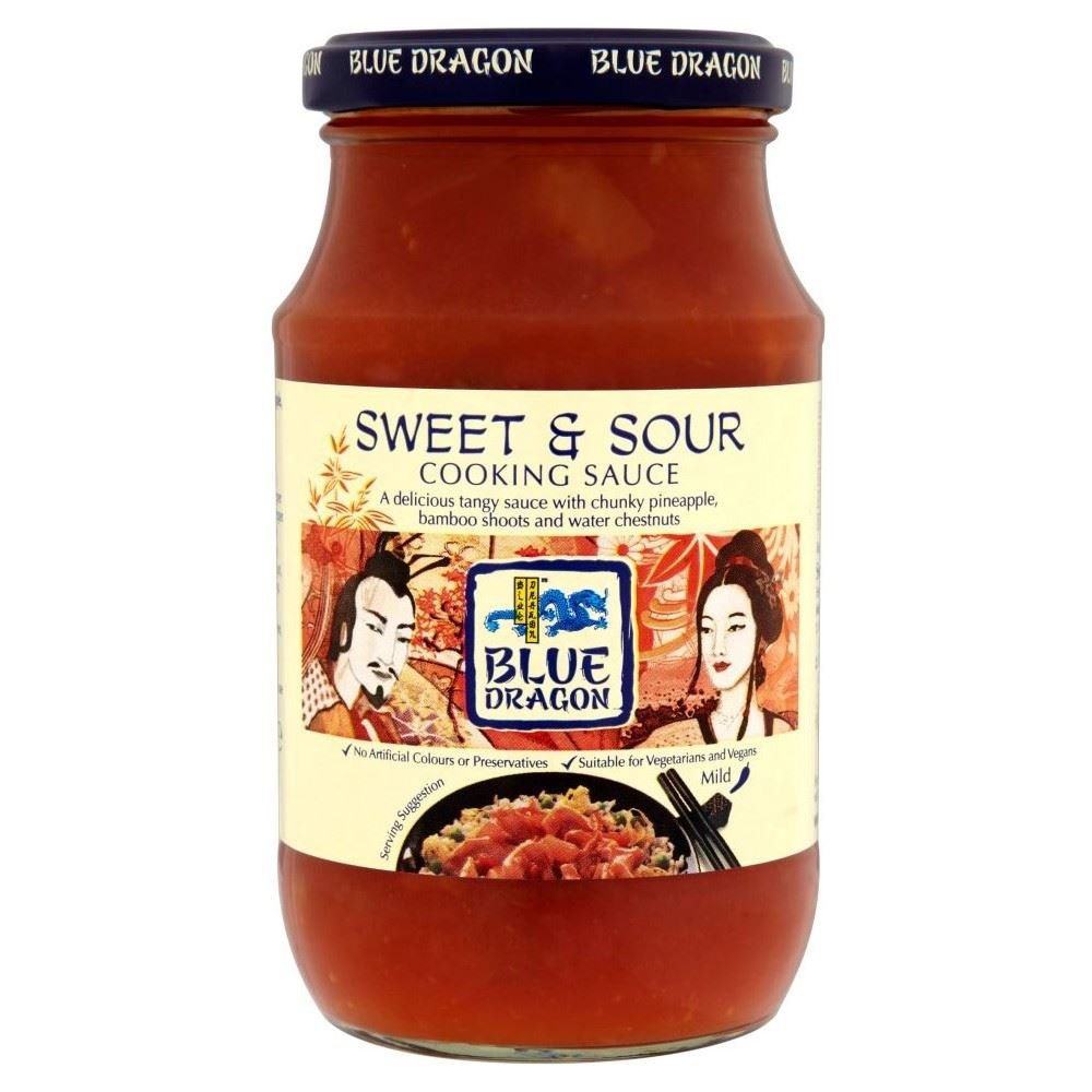 Blue Dragon Cooking Free shipping anywhere in the nation Sauce Ranking TOP16 - Sweet 6 Pack Sour of 425g