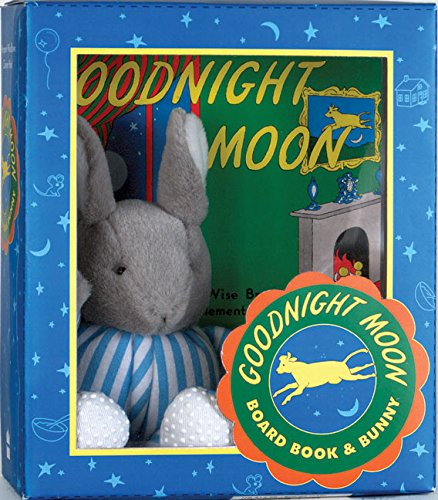 Compare Textbook Prices for Goodnight Moon Board Book & Bunny  ISBN 9780060760274 by Brown, Margaret Wise,Hurd, Clement