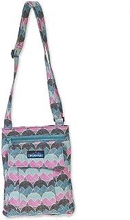 Keeper Semi Padded Sling Cotton Canvas Crossbody Bag