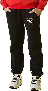 Leo&Lily Boys' Sports Husky Waist Pants Joggers Trousers Activepant