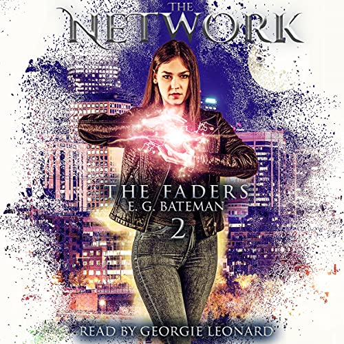 The Network Audiobook By E.G. Bateman cover art