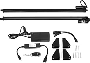 Happybuy 2PCS 30 Inches Electric Actuators Kit 12V DC with Mounting Bracket Heavy Duty 900N 10mm/s Actuators for Recliner ...