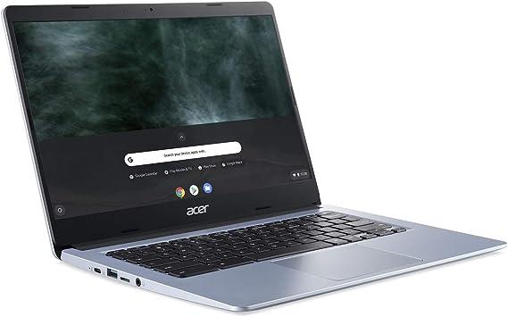 "Acer Chromebook 314, Intel Celeron N4000, 14"" Full HD Display, 4GB LPDDR4,  64GB eMMC, Gigabit WiFi, Google Chrome, CB314-1H-C884 : Electronics -  Amazon.com"