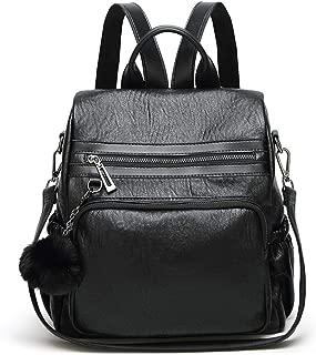 Fashion Shoulder Bag Rucksack PU Leather Women Girls Ladies Backpack Travel bag Leather Backpack Mini Backpack Wallet