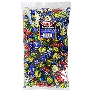 walkers nonsuch assorted toffees and chocolate eclairs bulk bags, 2.5kg WALKERS NONSUCH Assorted Toffees and Chocolate Eclairs Bulk Bags, 2.5kg 61uiUeoL7 L