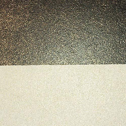 Glitter Lasaur, Effektfarbe, Metallic Farbe, Wandfarbe, Wand-Farbe, Glitzer Wandfarbe, Farbe mit Glitzer, Glitzereffekt, Glitzer Effekt, Glitter (Bronze)