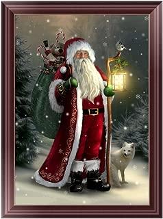 Best santa painting pictures Reviews