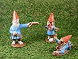 Zombie Gnomes: Collection: Wyrick, Patient 0, Legless Larry