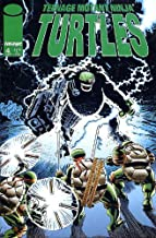 Teenage Mutant Ninja Turtles (3rd Series), Edition# 4