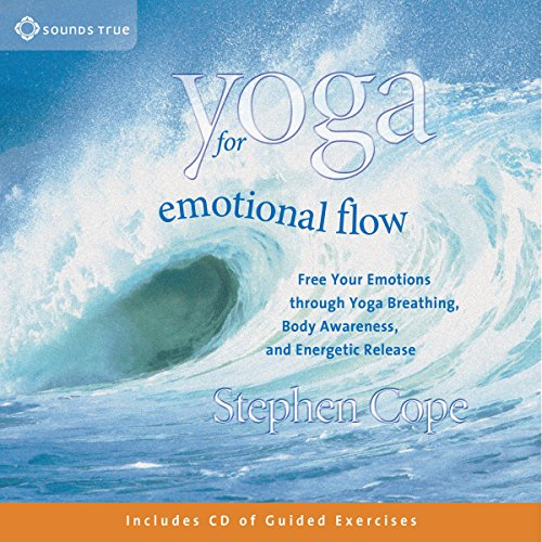 Yoga for Emotional Flow audiobook cover art