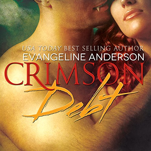 Crimson Debt audiobook cover art