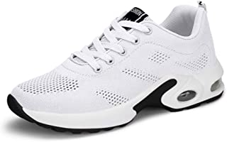Women's Athletic Running Shoes Tennis Breathable Walking Sneakers Air Gym Sport Fitness