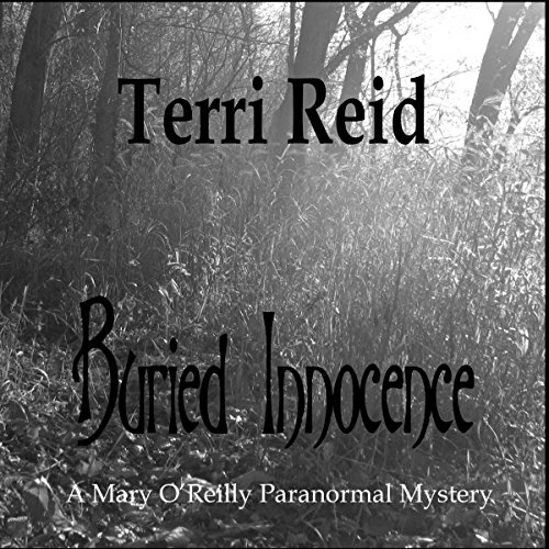 Buried Innocence audiobook cover art