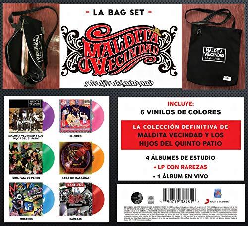 La Bag Set (6 Vinyl Collection)