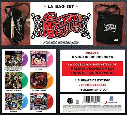 Bolsa Para Colorear marca Sony Music (SOO6A)