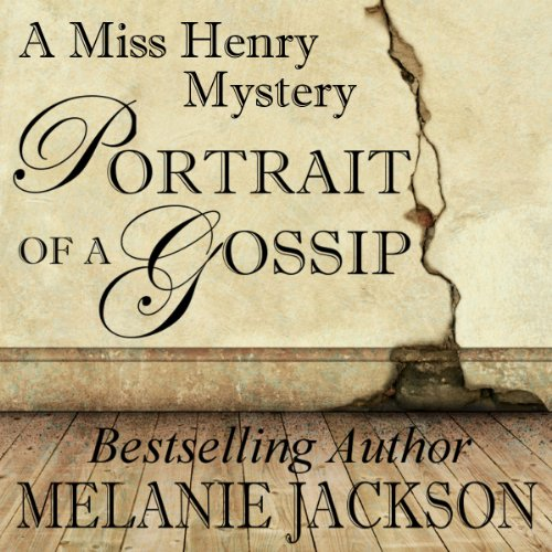 Portrait of a Gossip audiobook cover art