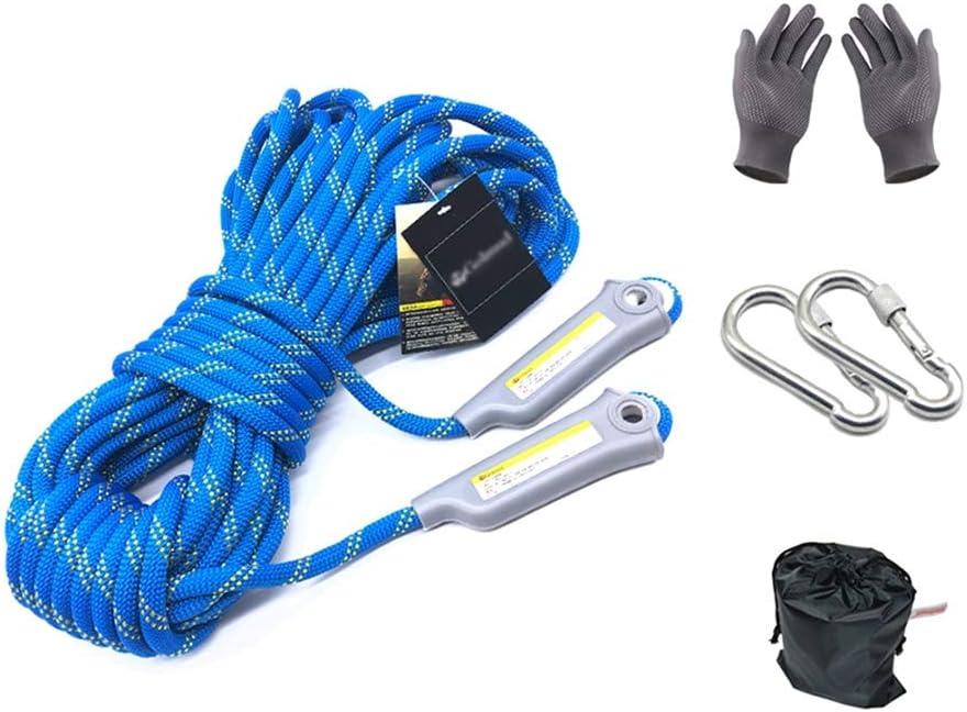 Cuerda De Seguridad, Cuerda De Escalada, Diámetro 10.5 Mm ...
