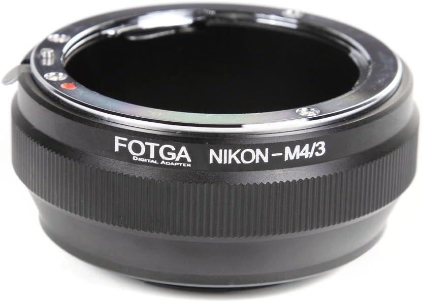 free FocusFoto FOTGA Adapter Ring for Nikon Nikkor SLR AI L D Mount Max 85% OFF F