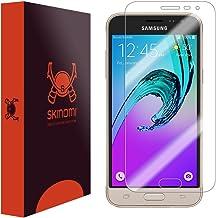 Skinomi Screen Protector Compatible with Samsung Galaxy J3 Clear TechSkin TPU Anti-Bubble HD Film
