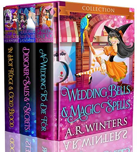Wedding Bells And Magic Spells: Three Book Compilation (English Edition)