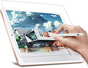 FOJOJO Paper Texture iPad Pro 10.5 Screen Protector, iPad Air 3rd/iPad Pro 10.5 Matte PET Film For Drawing, Anti-Glare and Paper Texture Screen Protector for iPad Air 3rd 2019 & iPad Pro 10.5 (1 Pack)