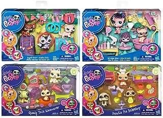 Littlest Pet Shop Themed Play Packs Wave 5