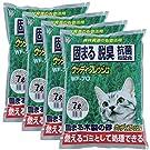 アイリスオーヤマ 猫砂 ウッディフレッシュ 7L×4袋 (まとめ買い)
