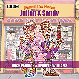 Round the Horne: The Complete Julian & Sandy audiobook cover art
