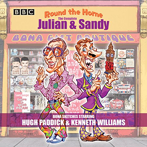 Round the Horne: The Complete Julian & Sandy cover art